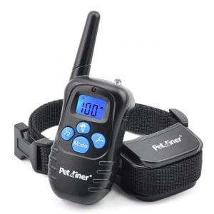 PETRAINER RECHARGEABLE DOG SHOCK COLLAR WITH REMOTE Review