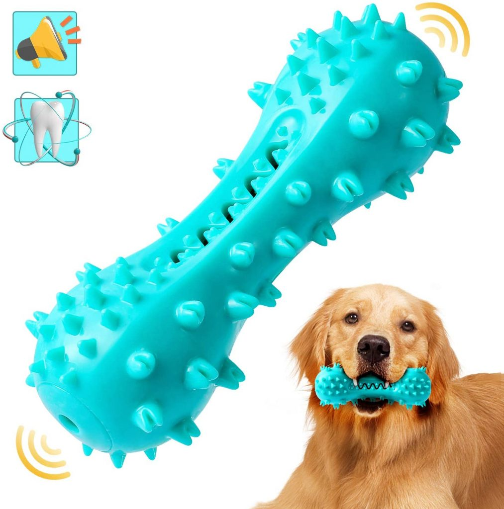 HESLAND DOG CHEW TOY FOR AGGRESSIVE CHEWERS